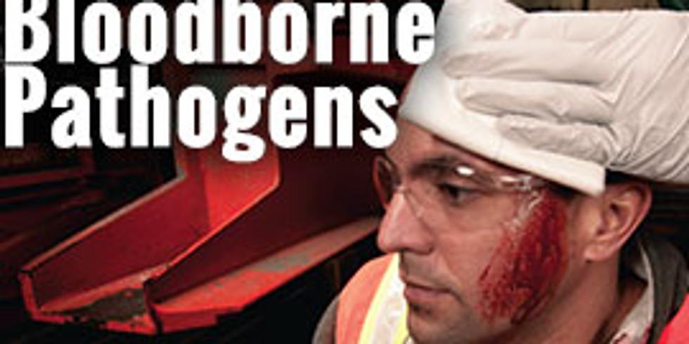 ASHI Bloodborne Pathogens/ CPR & AED