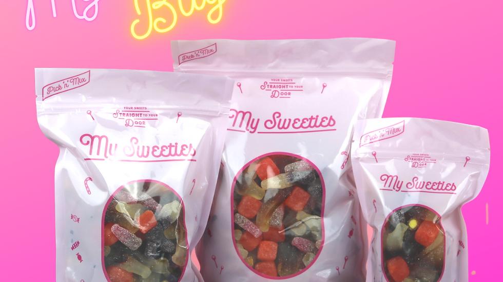 My Cola Sweeties Bag