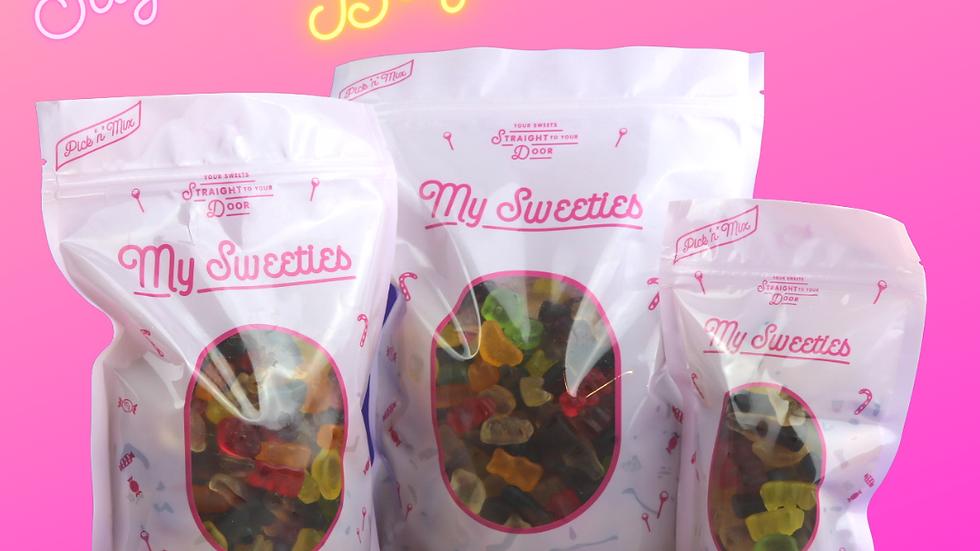 My Sugar Free Sweeties Bag