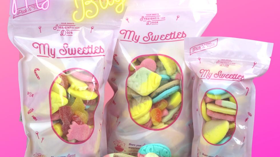 My BUBS Sweeties Bag