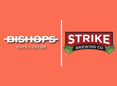 Bishops Cuts/Color in Downtown Partners with Local Brewery