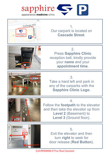 carpark instruction sapphire A5.jpg