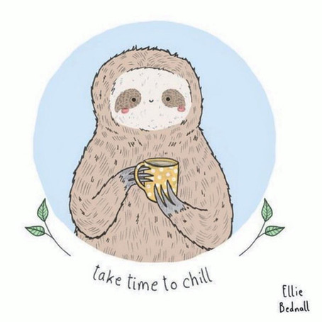 Take time to chill