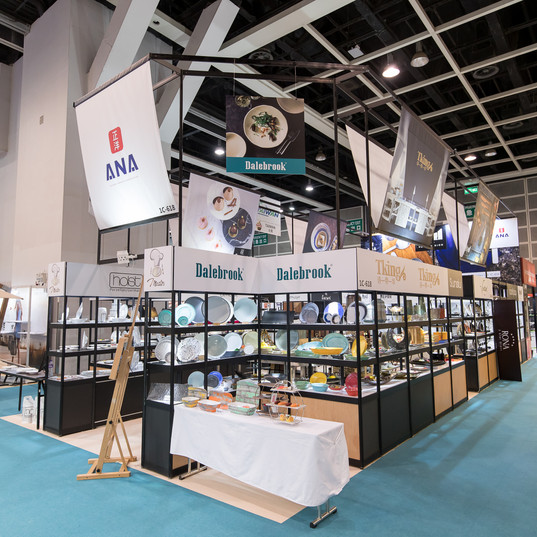 HOFEX 2019 (Booth setup)