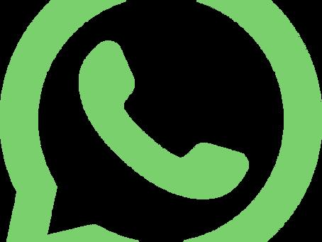 Chatea con nosotros directamente vía Whatsapp