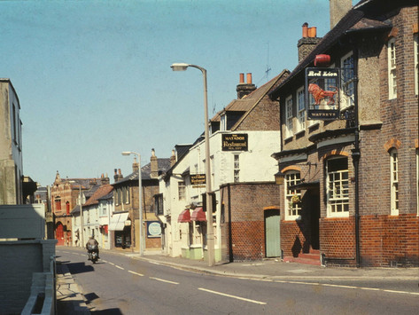 A Look Back at Thames Street