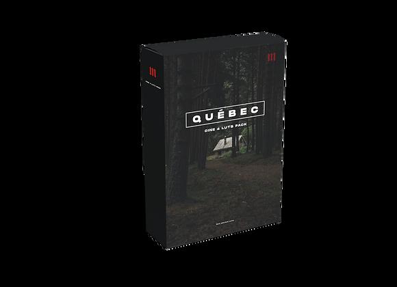QUÉBEC - 12 LUTS PACK