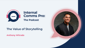The Value of Storytelling - 6.1
