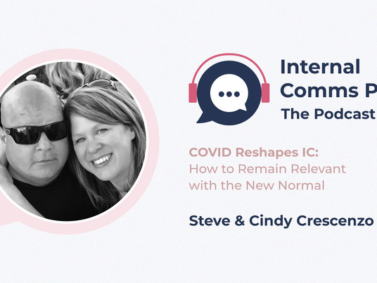 COVID Reshapes IC: How to Remain Relevant with the New Normal - 5.14