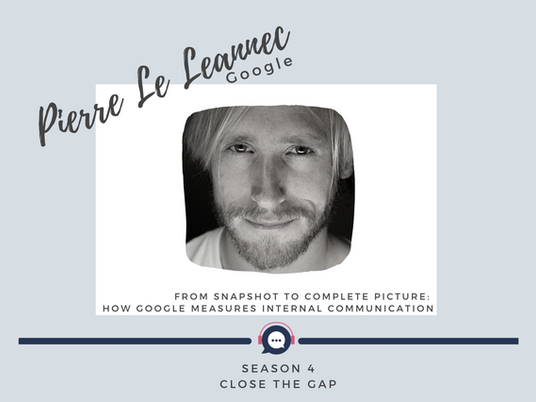 From Snapshot to Complete Picture: How Google Measures Internal Communication - 4.3 Part 2