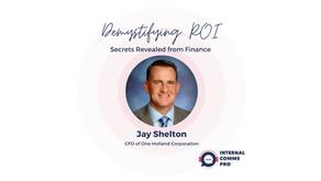 Demystify ROI: Secrets Revealed from Finance with Jay Shelton - 3.2