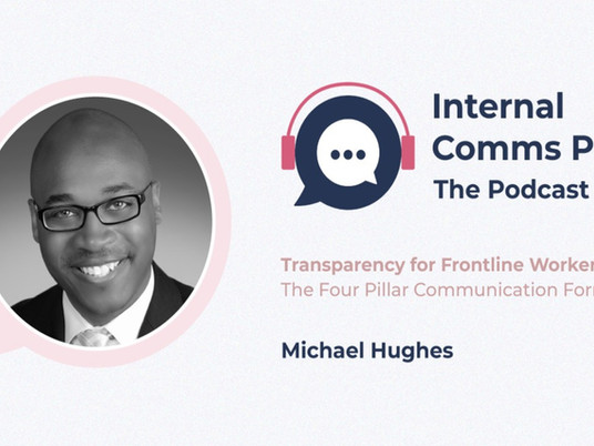 Transparency for Frontline Workers: The Four Pillar Communication Formula - 5.5