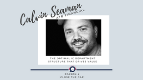 The Optimal IC Department Structure that Drives Value - 4.1 Part 2
