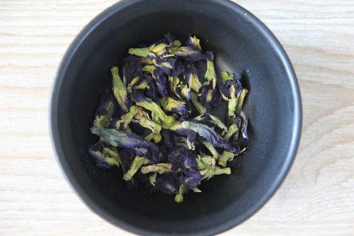 Vlindererwtbloesem (blauwe thee)