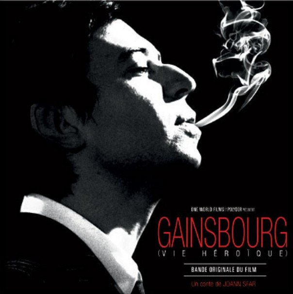 BO FILM GAINSBOURG