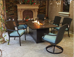 Dining Fire Tables