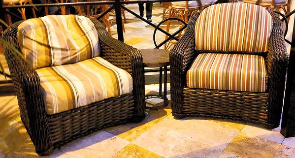 Replacemet Cushions in Sunbrella