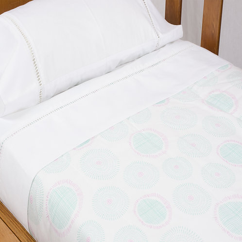 Cobertor cuna colecho / moises