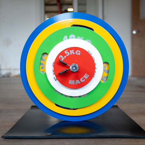 Classic Barbell & Dumbell Set (120kgs Plates)