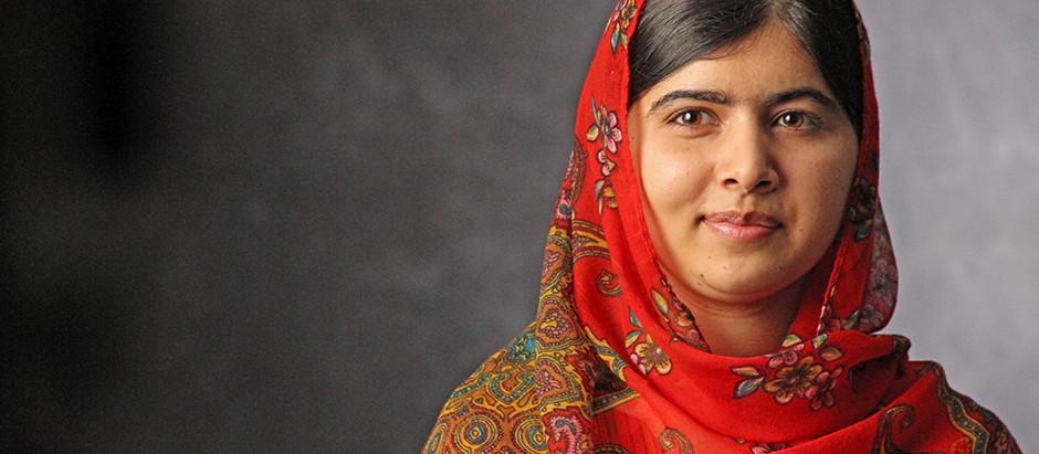 Malala Returns Home