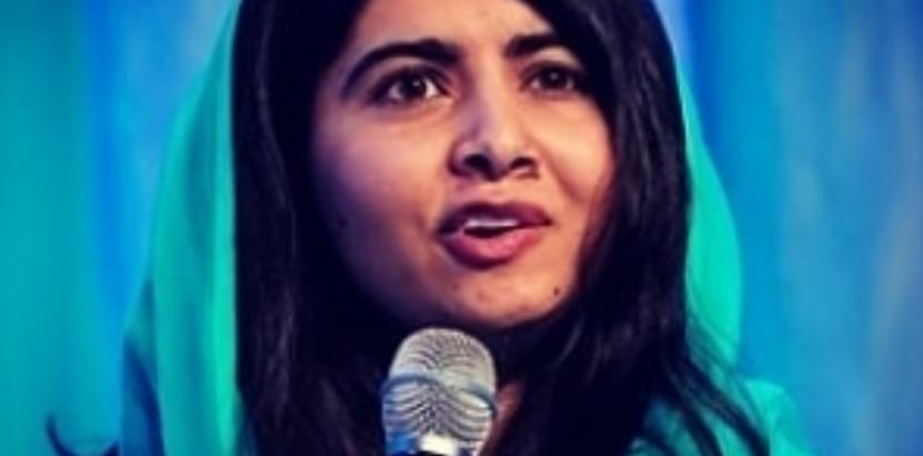 Celebrating Malala