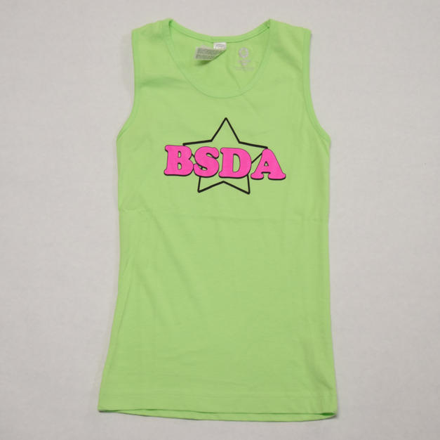 Lime Child Tank Top