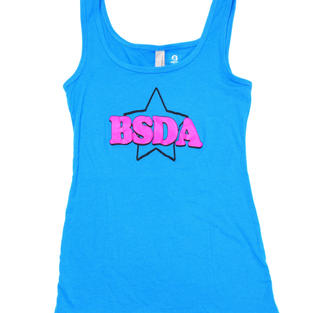 Turquoise Adult Tank