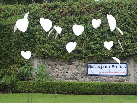 Becas para Prepas Inauguration Event a Great Success!