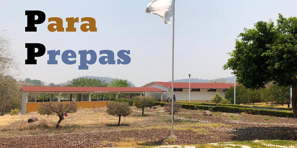 """Inauguration """"Becas para Prepas"""""""
