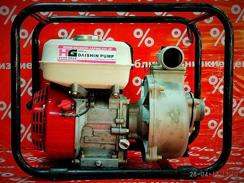 Мотопомпа бензиновая Daishin SCR-80 HX