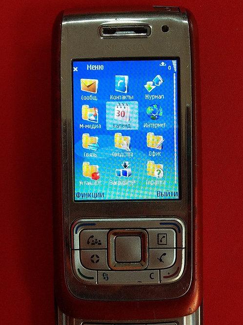 Nokia E65\Финляндия
