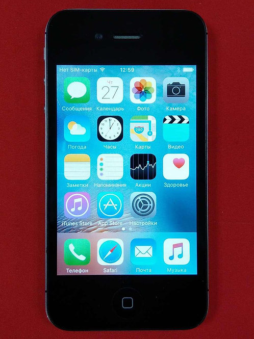 Apple iPhone 4S 8Gb (MF265RU/A)