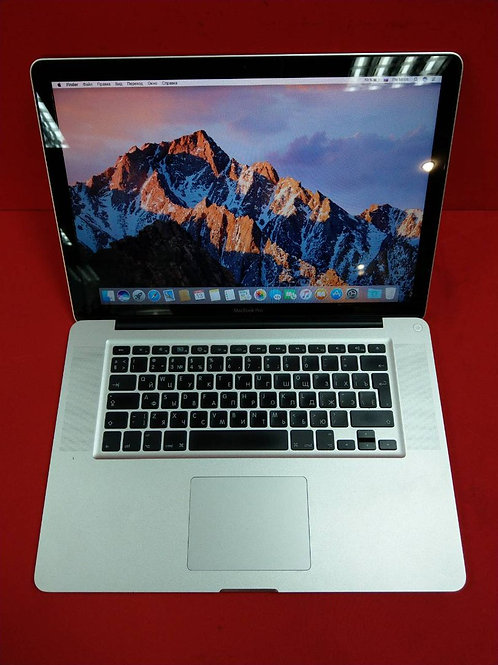 "Apple MacBook Pro 6.2 ""Core i5"" 2.53 15"""