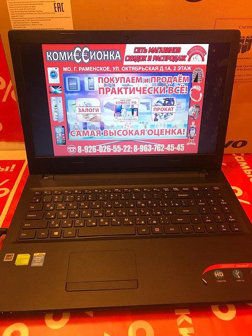 Lenovo IdeaPad 100 15 Intel Core i3 5005U 2.0Ghz