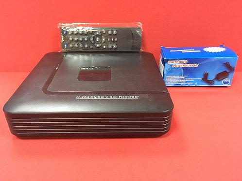 4-х канальный видеорегистратор SAF-IP04CH04A