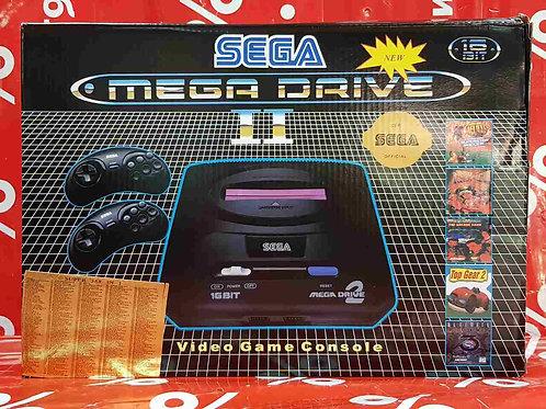 Абсолютно новый Sega Mega Drive 2 16 bit (365 игр)