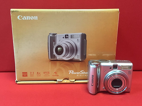 Canon PowerShot A570 IS (Комплект)