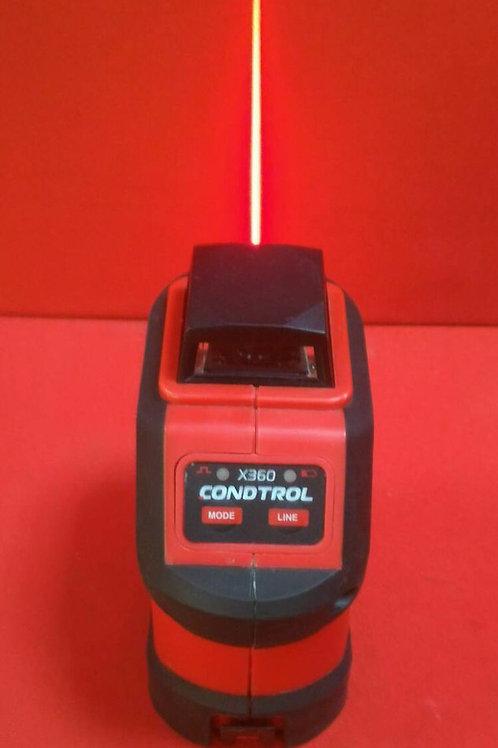 Уровень лазерный Condtrol X360 + штатив