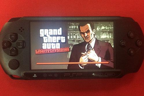 Sony PSP Street\комплект\чехол-кейс