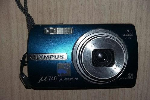 Olympus M-740 (Полный Комлект+ XD 2 Гб)