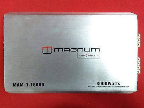 Автомобильный усилитель Magnum MAM 1.1500D