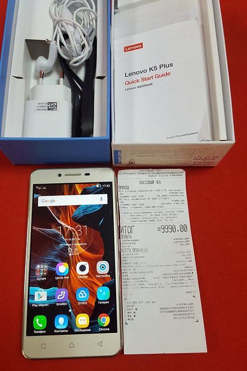 Lenovo Vibe K5 Plus A6020a46 (Комплект+чек)