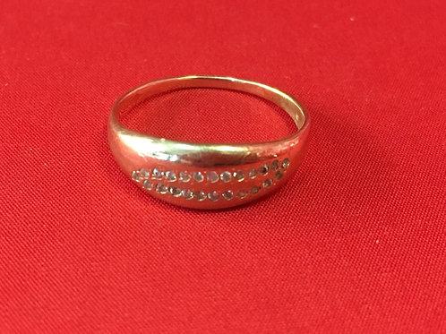 Кольцо золотое 585 пробы (2.15 гр.)