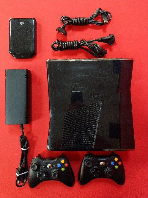 Xbox 360 S 250 Гб (Прошитая) + HDD 1 Тб