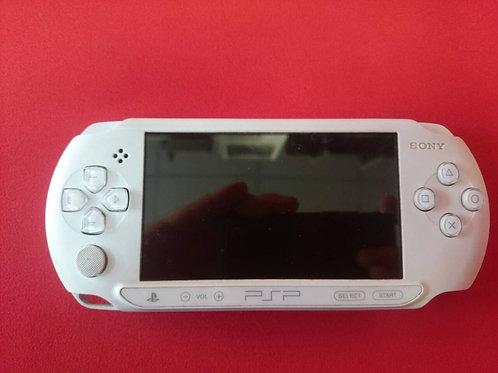 Игровая приставка Sony PSP Street White