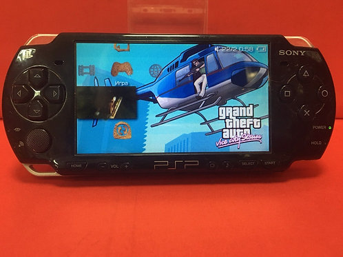 PlayStation Portable Sony PSP-2008 Black