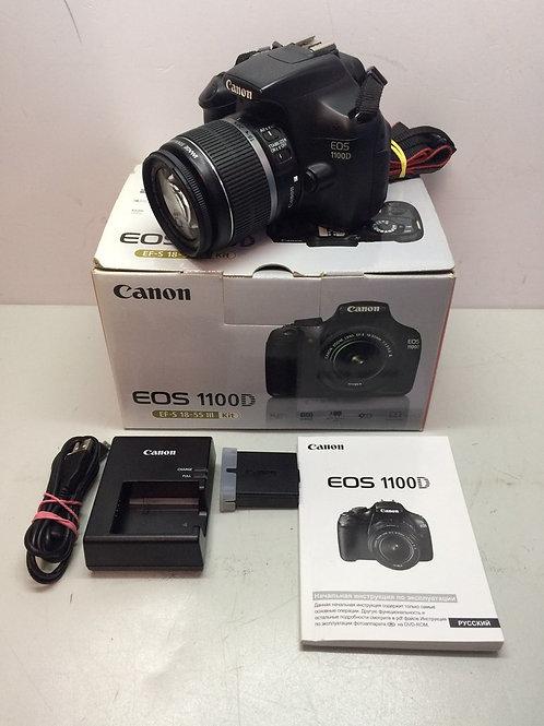Canon EOS 1100D/Комплект