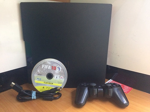 Sony PlayStation 3 Slim 500 гб+ 16 игр