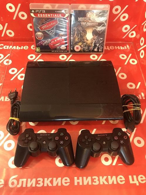 Sony PlayStation 3 Super Slim 500Gb cech-4008C