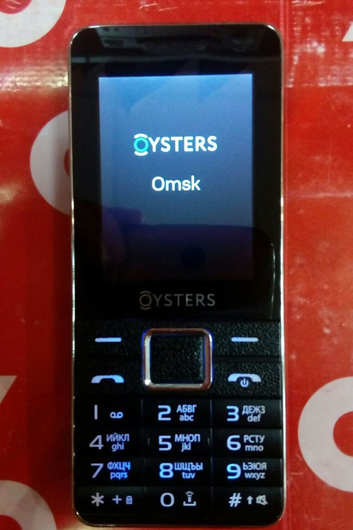 Oysters Omsk 2-SIM